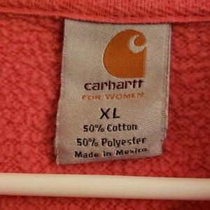 Carhartt Tops - Carhartt Women's hooded sweatshirt